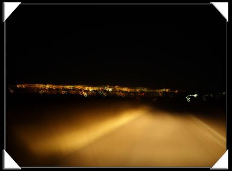 Polokwane de nuit
