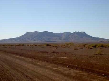 brukkaros namibie