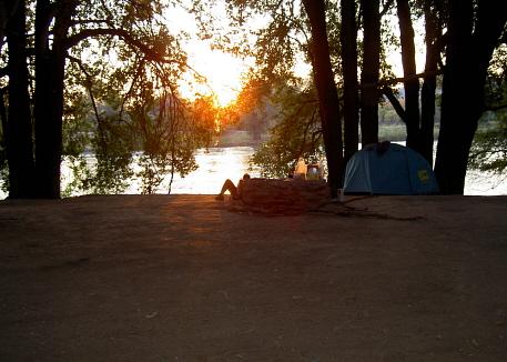 camping kunene namibie
