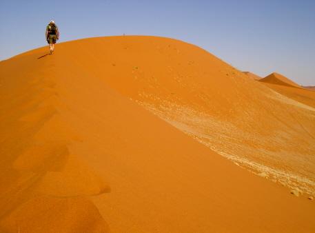 dune 45 sossusvlei namibie