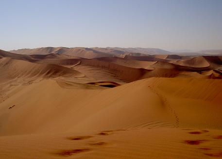 dune sossusvlei namibie
