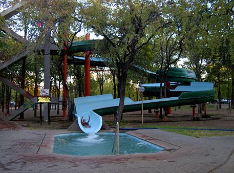 eiland park afrique du sud