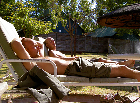 victoria falls camping zimbabwe