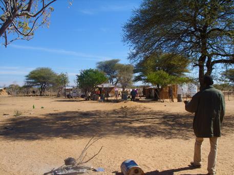 village keltcha Okakarara namibie