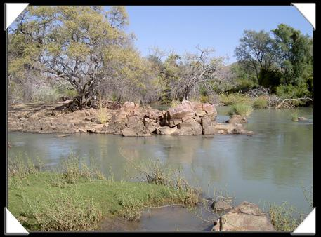 fleuve kunene