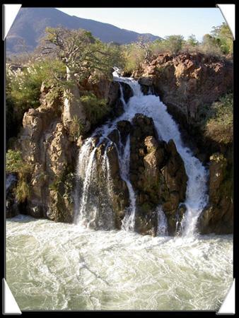 chute rivière kunene