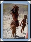 enfant himba namibie