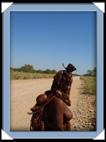 femme himba namibie