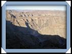 Fish River Canyon : hobas