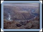 fish river canyon hobas Namibie