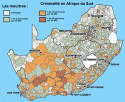 crime afrique du sud : meurtre