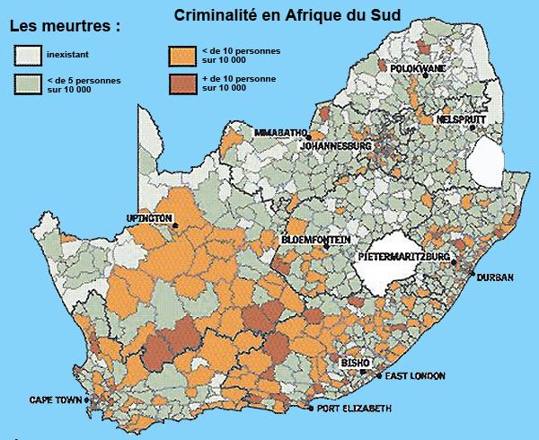 meurtres en afrique du sud