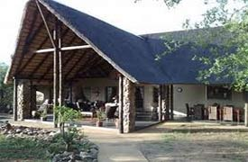 Shikwari Luxury Bush Lodge