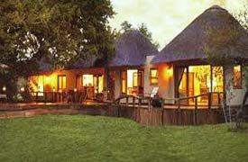 Monwana Game Reserve Lodge
