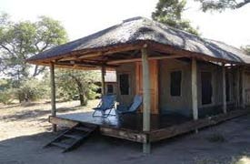 Shindzela Tented Safari Camp Guest House