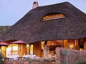 Tswalu Kalahari Reserve Lodge