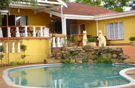 Mount Manzi Guesthouse
