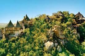Ulusaba Game Reserve Lodge