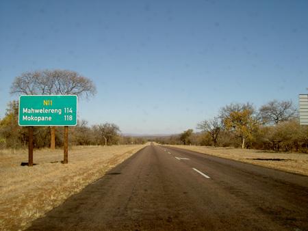 Road N11