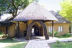 Le Namushasha Country Lodge ver Kongola