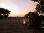 Camp San a Tsumkwe