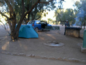 Hobas campsite