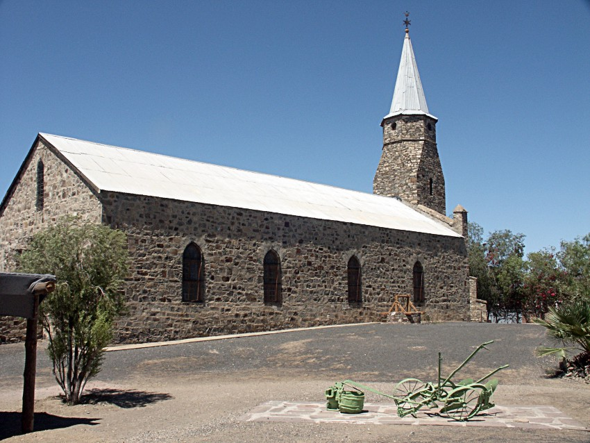 church of KKeetmanshoop