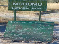 Parc National de Mudumu