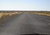 route B1 entre keetmanshop et tses en namibie