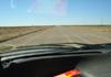 route C17 entre keetmanshoop et koes en namibie