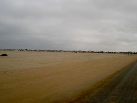 route c34 en Namibie