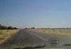 route C35 entre kamanjab et la C46 en namibie