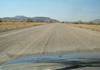 route C39 entre la D3254 et la foret petrifiee en namibie