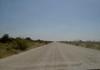route C41 entre opuwo et la C35 en namibie