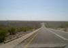 route C46 entre oshakati et ruacana falls en namibie