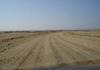 route D2303 entre la C34 et le brandberg west mine en namibie