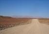 route D2342 entre le brandberg wes tmine et la C35 en namibie