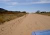 piste D2512 du waterberg en namibie