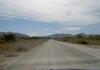 route D2804 entre le waterberg et grootfontein en namibie