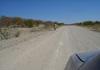 route D3700 entre opuwo et epupa en namibie
