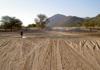oute D3706 entre palmwag et sesfontein en namibie