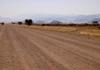 route D826 entre le Betta Restcamp et sesriem en namibie