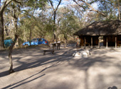 The Salambala Campsite south of Katima mulilo
