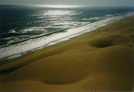 sandwich harbour namibie