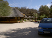 The Sarasungu River Lodge rundu