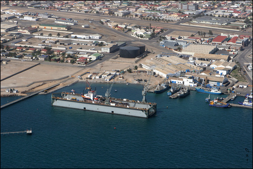Port of Walvis bay