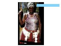peuple Kavango