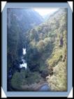chute eau Mac Mac Falls en Afrique du Sud