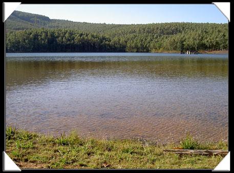 Le barrage de Magoebaskloof
