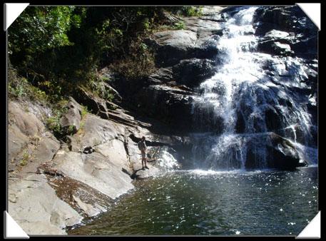 montagne du Drakensburg